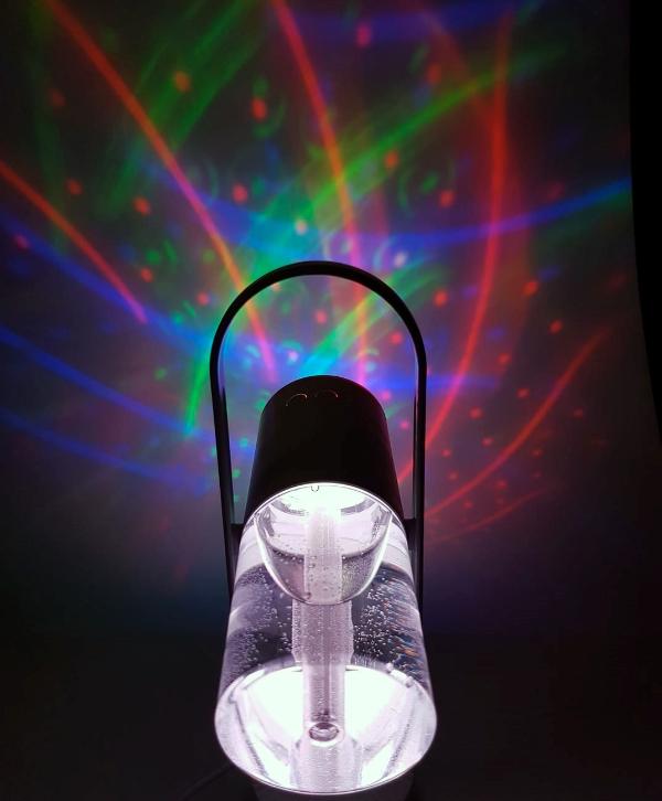 Projektoros Ultrahangos Párásítókészülék