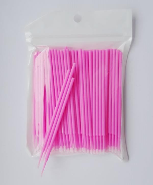 Microbrush kefe rózsaszín