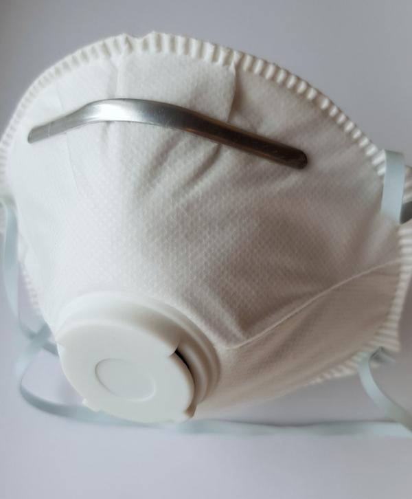 FFP2 SUPAir légzésvédő maszk kilégzést segítő szeleppel