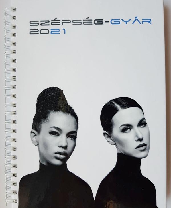 2021-es Szépség-gyár naptár