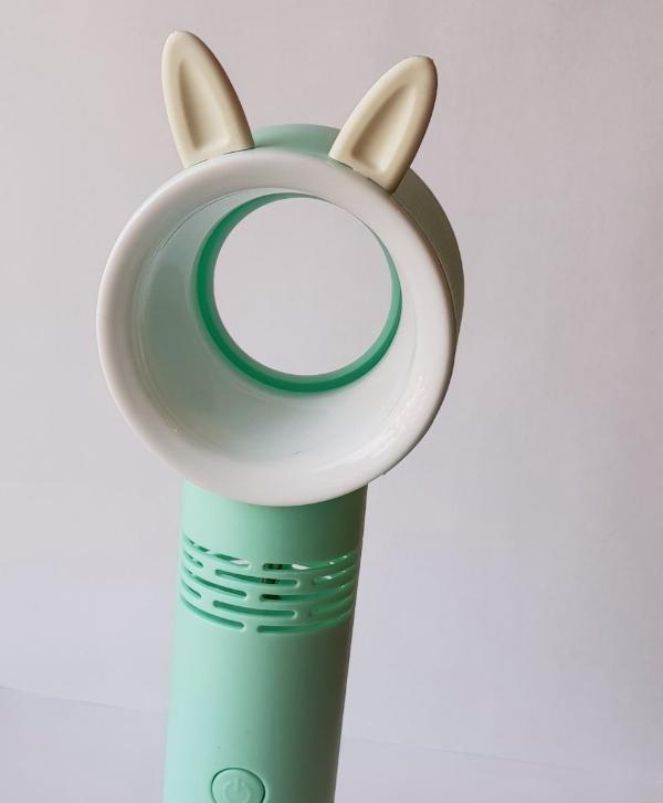 Lapát nélküli mini ventilátor
