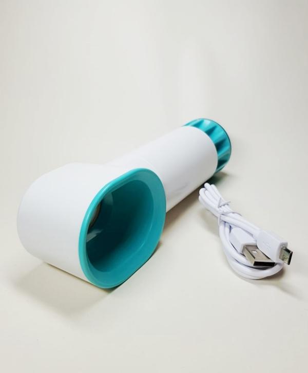 USB töltős miniventilátor